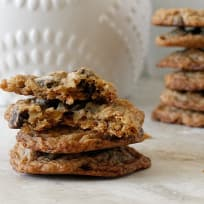 Oatmeal Coconut Chocolate Chip Cookies Recipe