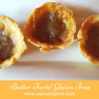 Gluten Free Butter Tarts | Happy Canada Day! | 150