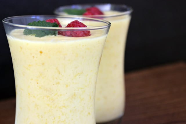 Mango Smoothies: From Drab to Fab