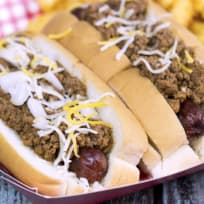 Chili Cheese Dogs Recipe