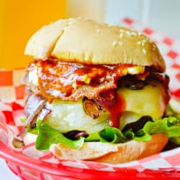 Trailblazer Burger  Recipe