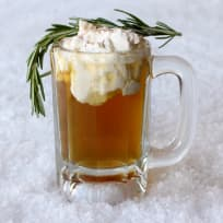Hot Buttered Whiskey Recipe