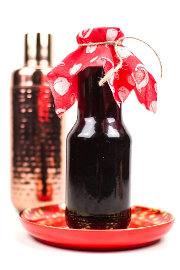 Homemade Grenadine Syrup Image