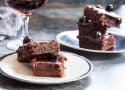 Manhattan Cocktail Brownies