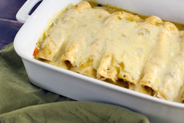 Gluten Free Enchiladas Photo