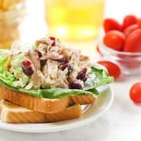 Lighter Chicken Salad Recipe