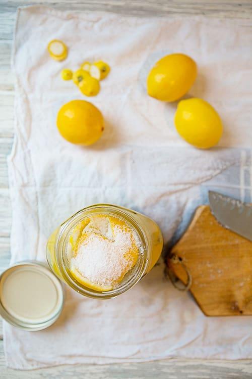 Preserved Lemons Photo
