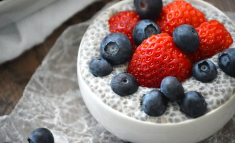 Vanilla Chia Seed Pudding Recipe