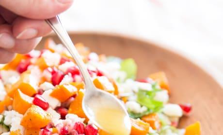 Harvest Wild Rice Salad Pic