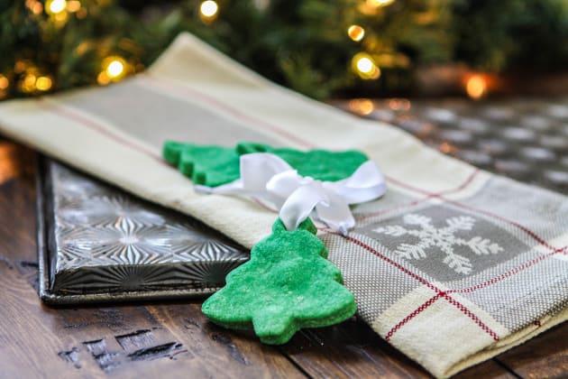 Salt Dough Ornaments Photo