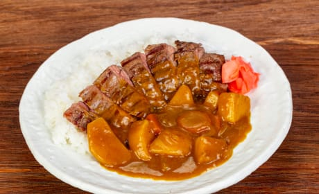 Japanese Beef Curry Image