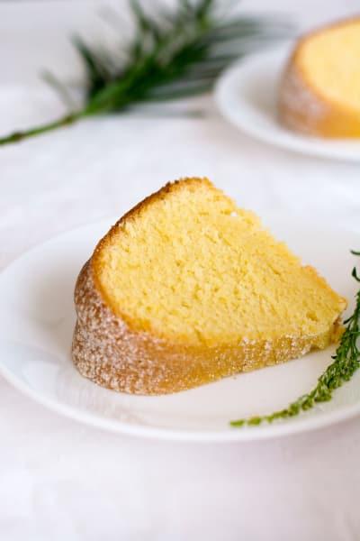 Cream Cheese Bundt Cake Pic