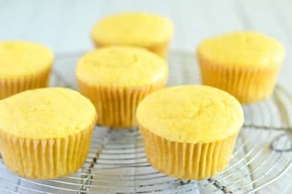 Gluten Free Corn Muffins