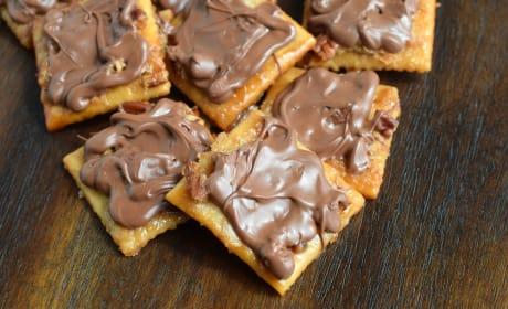 Saltine Cracker Toffee Recipe