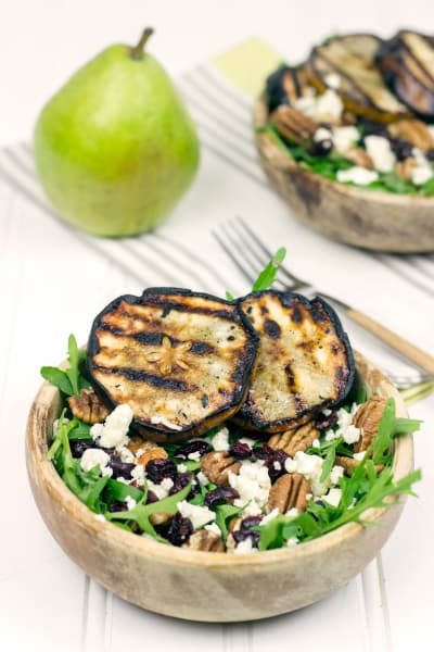 Grilled Pear Salad Image
