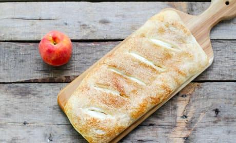 Peaches & Cream Bread Recipe