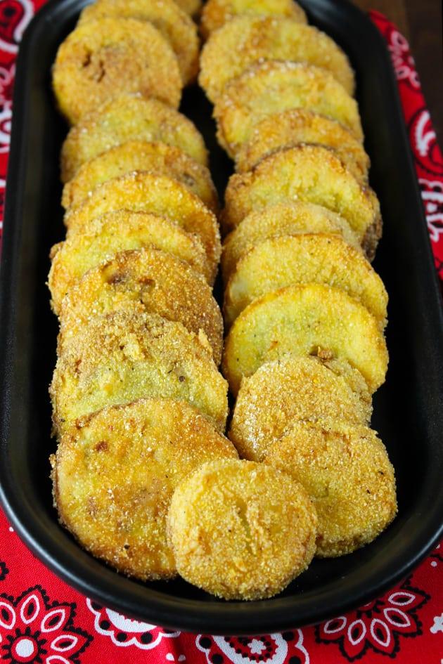 Fried Squash Pic
