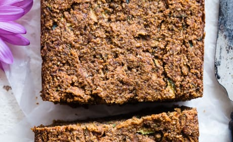 Vegan Zucchini Bread with Five Spice Image