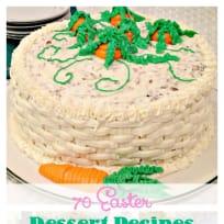 70 Easter Dessert Recipes
