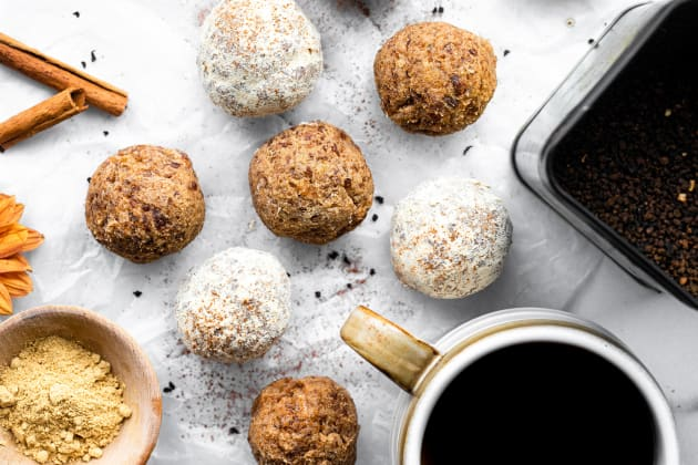 Chai Energy Balls Photo