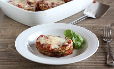 Eggplant Parmesan Photo