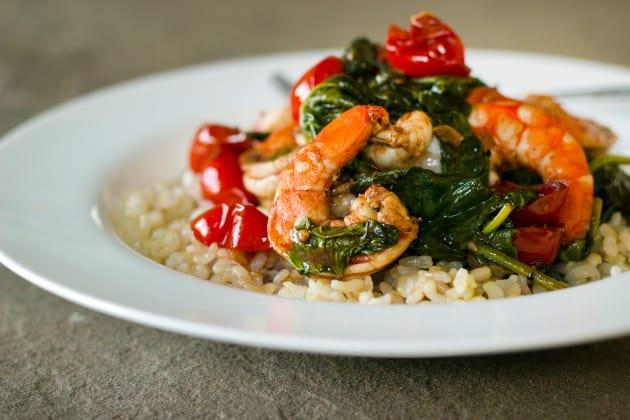 Bruschetta Shrimp Photo