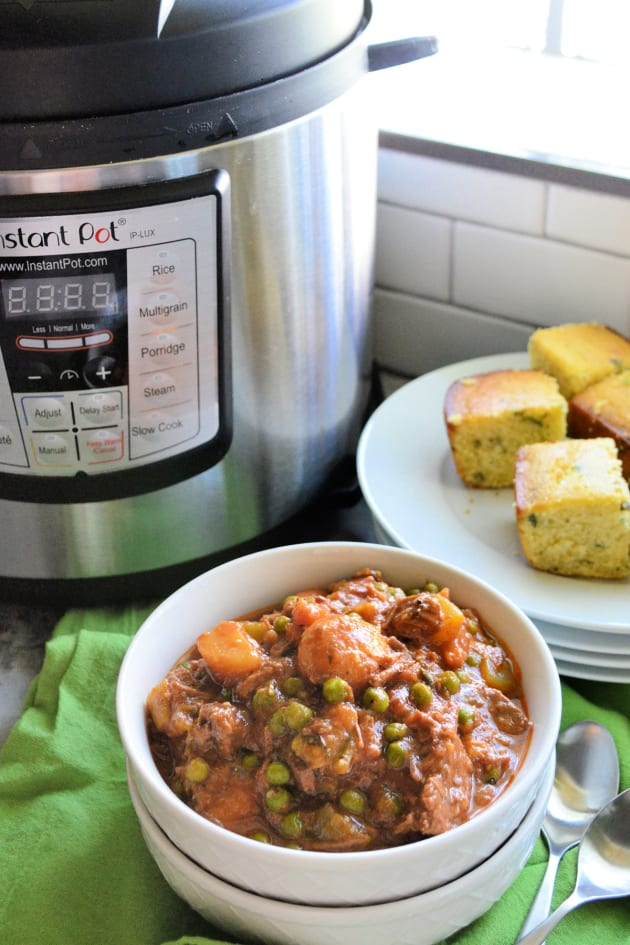 Instant Pot Beef Stew Picture