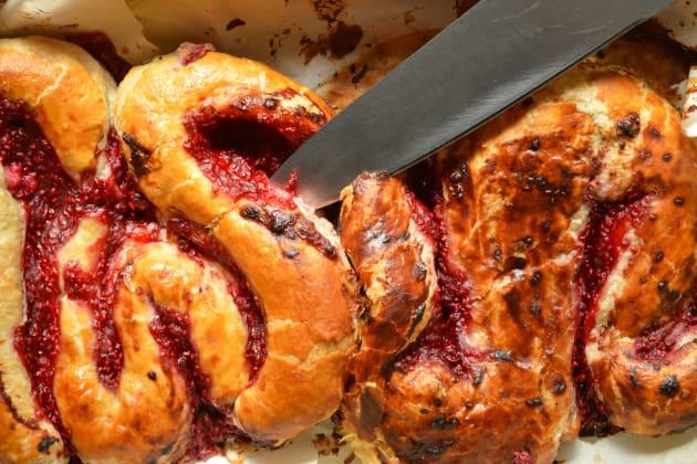 Icky Intestines Bread Food Fanatic