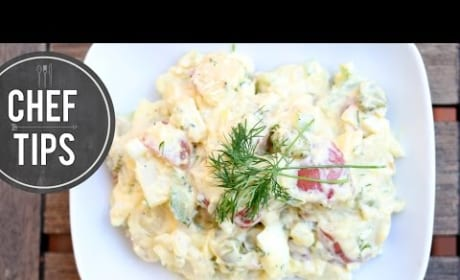 How to Make Great Potato Salad