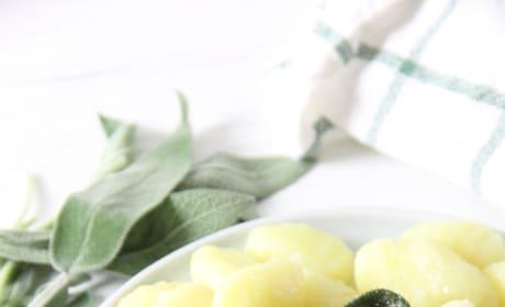Sage Butter Gnocchi Image