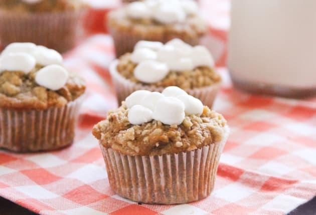 Sweet Potato Cupcakes Photo
