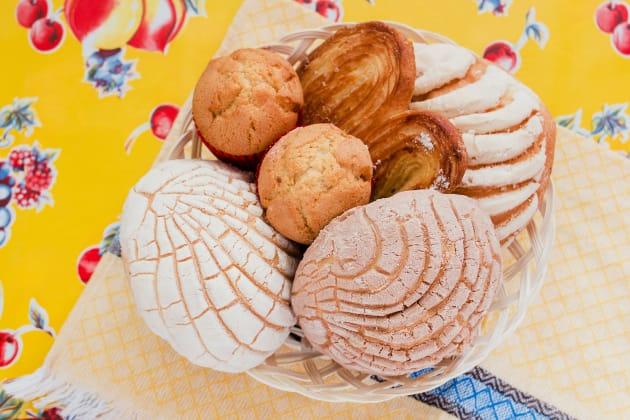 Concah Bread Image