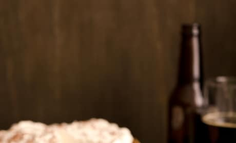 Chocolate Stout Cheesecake Image