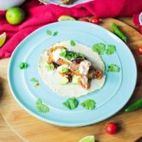 Lamb Kofta Tacos