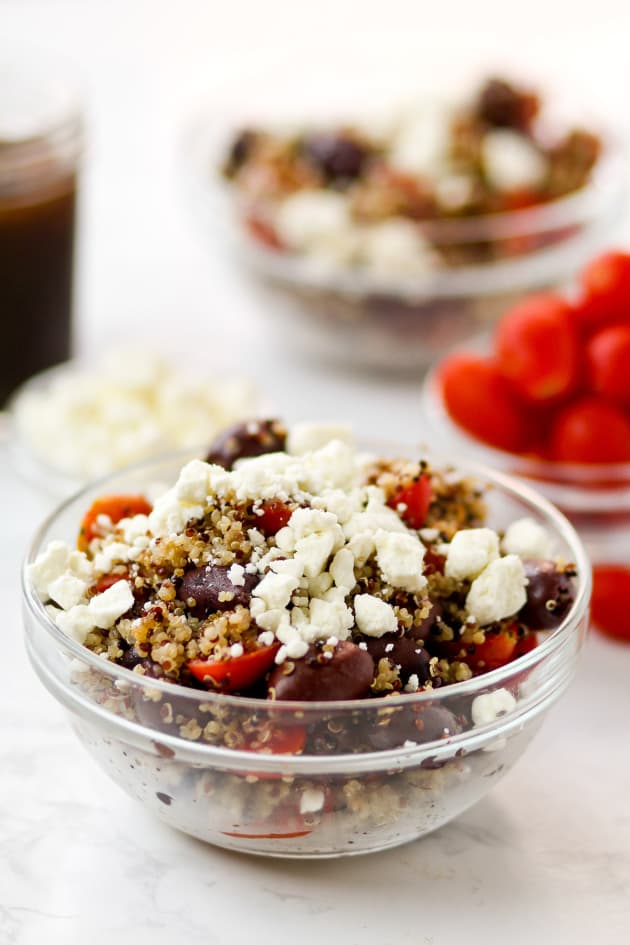 Greek Quinoa Picture