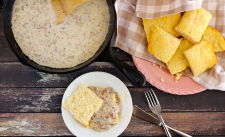 Gluten Free Sausage Gravy Recipe