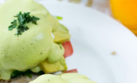 Avocado Hollandaise Recipe