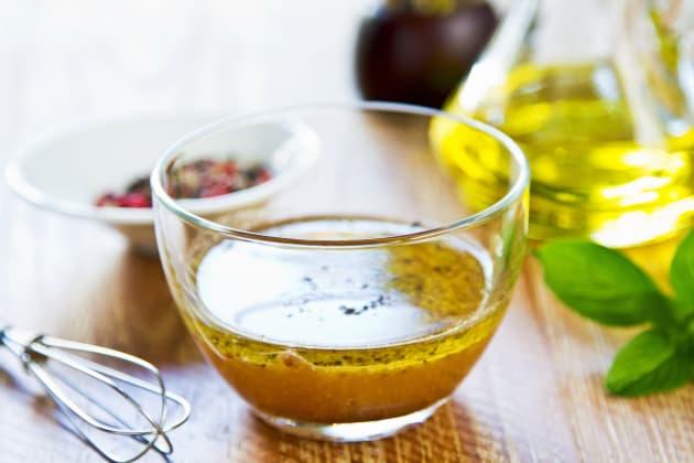 Oil and Vinegar Dressing Photo