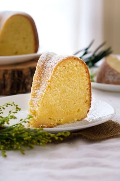 Cream Cheese Bundt Cake