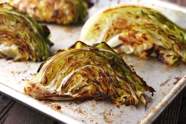 File 2 Roasted Cabbage Wedges