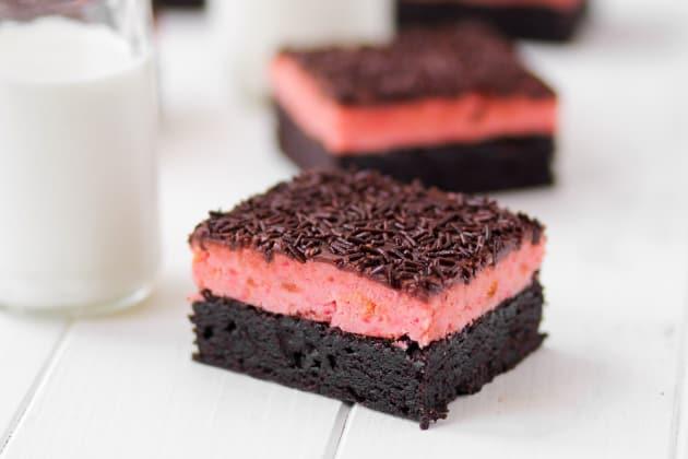 Cake Pop Brownies Photo