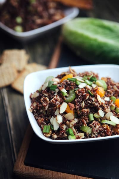 Chicken Quinoa Salad Picture