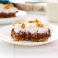 Chocolate Cheesecake Pudding Dessert Recipe