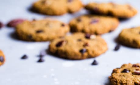 Keto Pumpkin Chocolate Chip Cookies Pic