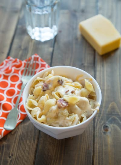 Healthy Mac and Cheese Picture