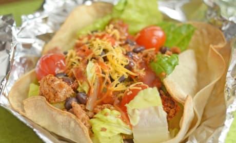 Gluten Free Taco Salad Recipe