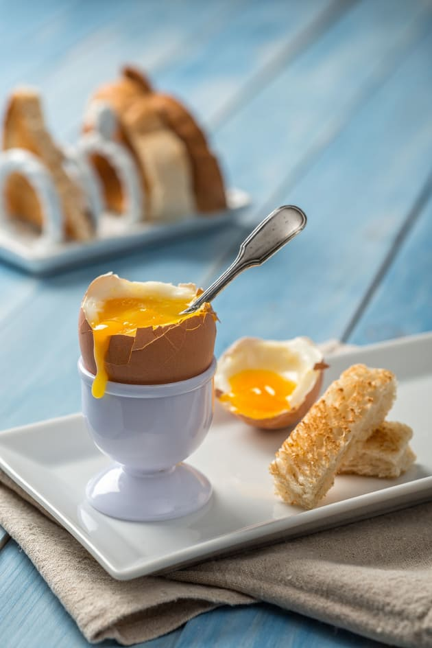 Soft Boiled Eggs Picture
