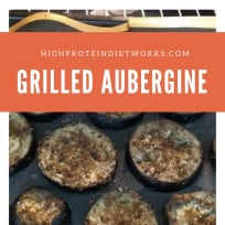 A Great Recipe for Grilled Aubergine
