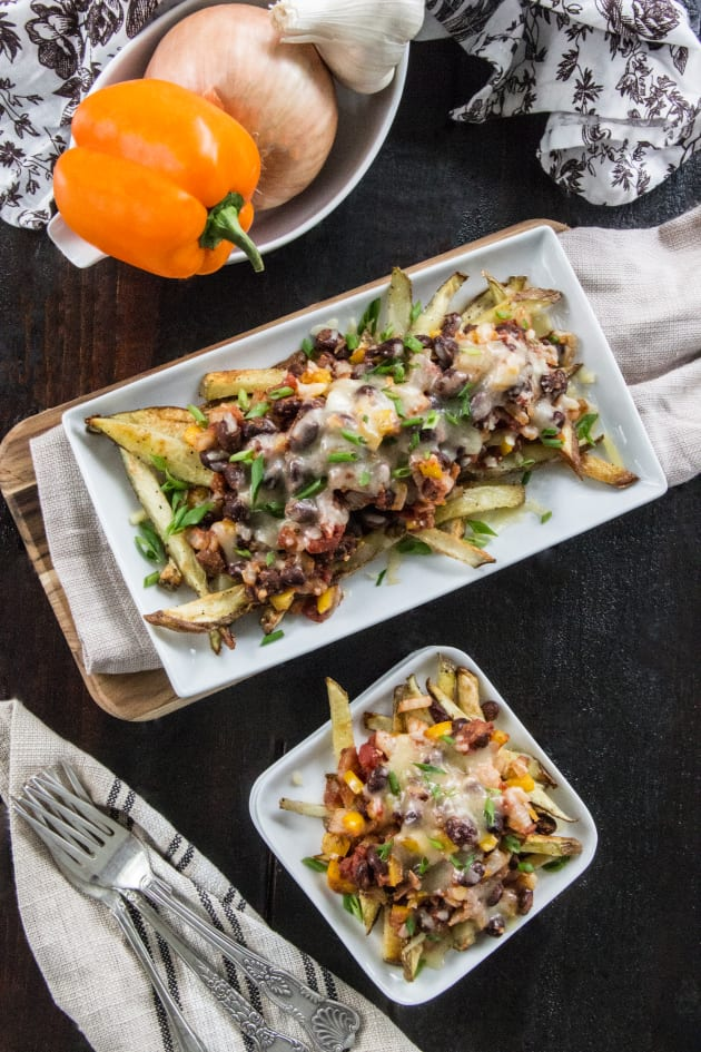 Baked Chili Cheese Fries Image