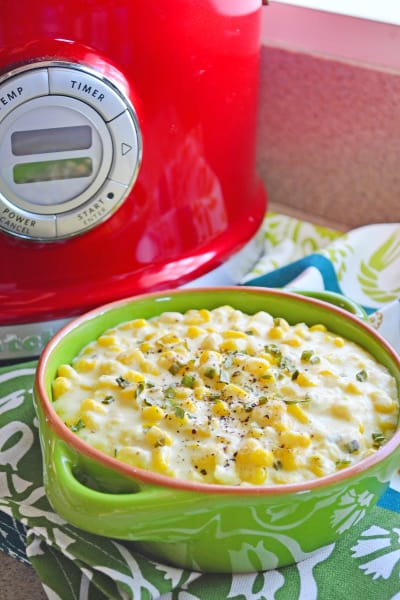 Slow Cooker Creamed Corn Picture